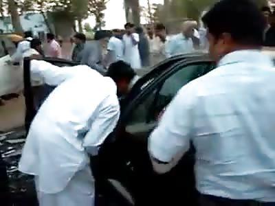BRUTAL Crash Leaves Dead Bodies Everywhere and Inside Car
