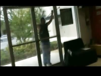 Obsessed WWE fan gets shot outside WWE performance center