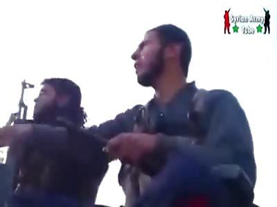 The Singing Terrorist Gets Silenced