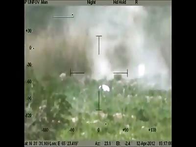 Taliban Fighter Vs 50 Cal