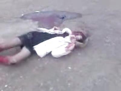 Chechens killed Chechen girls prostitutes.
