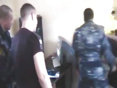 Russian Prison Brutality