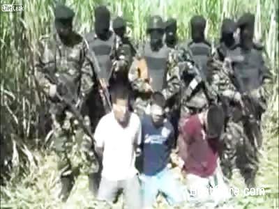 Dethchannel's Golden Oldies #2 - Los Zetas brutally execute members of the Gulf Cartel