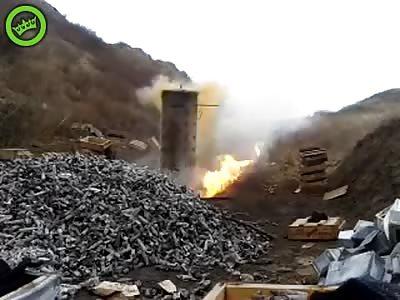 JOHNNY SHITPANTS' ASHCAN FIREWORKS