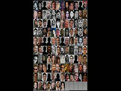 Victims of the November Terror Attack in Paris