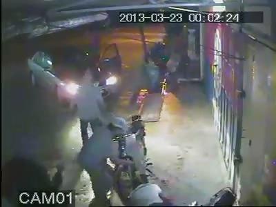 Sidewalk Slaughter
