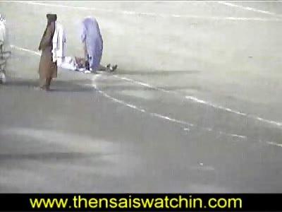 Taliban executed 1 Woman at Stadium in Kabul