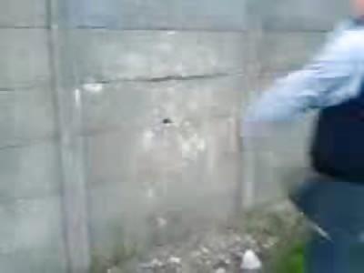 Chav vs Wall