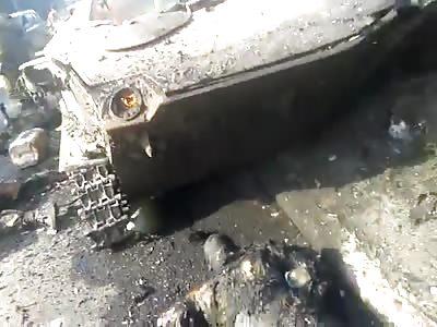 Ukrainian soldiers were killed