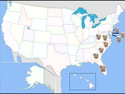 Springfield Pervert's cross country cum guzzler search Pt. 9 (New Jersey)