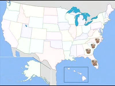 Springfield Pervert's cross country cum guzzler search Pt. 4 (North Carolina)