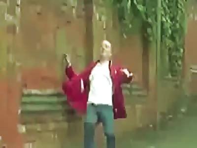 The Walking Drunk