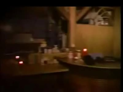 Satanic ritual, removed video of Deep Web