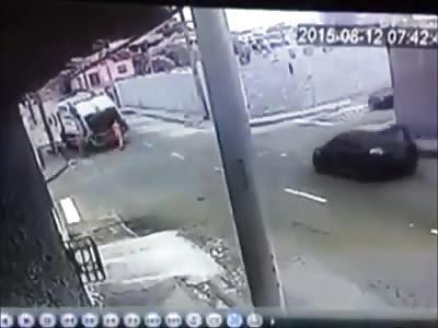 Final Destination Type Accident