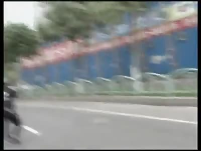 Chinese police shot terrorists in Xinjiang