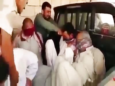 Iranian military cut one ear to a Sunita
