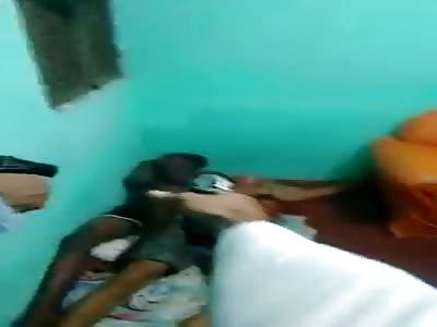 Brutal Execution in Brazilian Favela