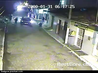 Murder Video of Brazilian Councilman Genival Bastos da Silva