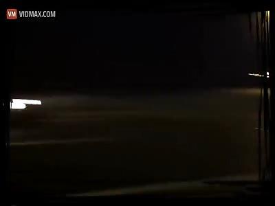 Street race goes bad