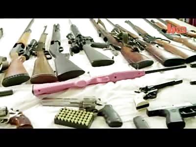 Gun Of A Preacher Man: Evangelical Pastor Says Jesus Justifies Firearms
