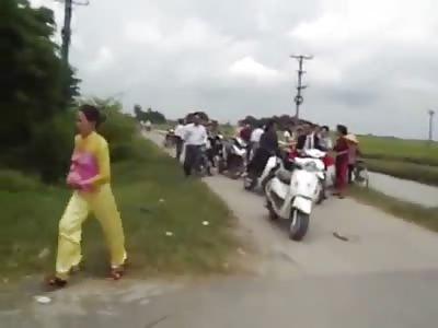 Wedding Fight.