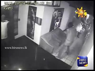 KARATE CHAMPION MURDERED IN HIS OWN NIGHTCLUB