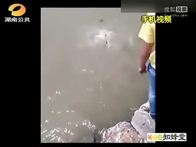 BOY DIES DROWNED IN FRONT OF FRIENDS