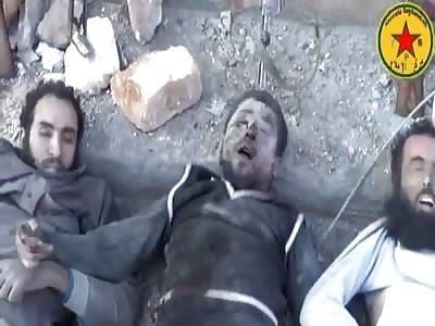 ISIS TERRORISTS KILLED IN KOBANI, SYRIA