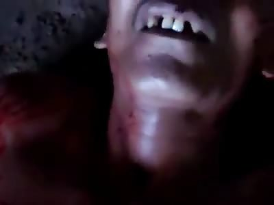 A JEALOUS EX-HUSBAND KILLED MAN WITH 8 'MACHETAZOS'