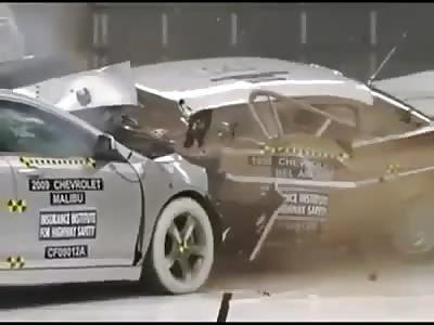 THE CRASH TEST