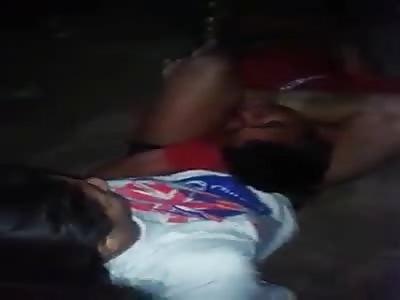 THIEF DOMINATES BY WOMAN WITH JIU JITSU BLOW