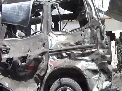 SOMALIA: 5 ISLAMIC MILITANTS ATTACKED HOTEL IN CAPITAL
