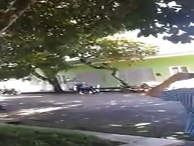 MAN RESIST ARREST GETS SHOT AND DIES