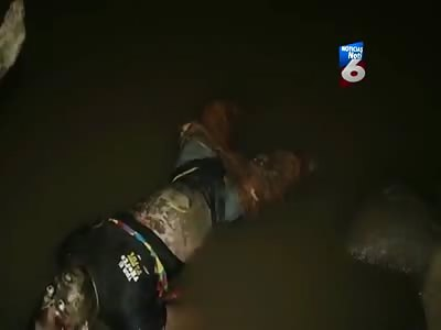 FLOATING BODY