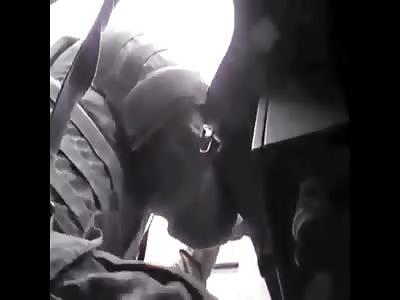 US Patrol Ambushed by Taliban