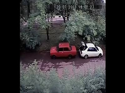 Russia : crime and punishment