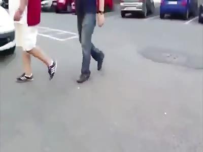1,2,3,4,5 drunk assholes