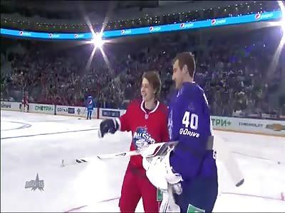 All star hockey