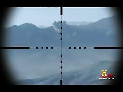 the longest sniper shoot