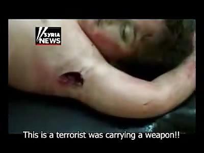 A future mcDonalds terrorist is dead.