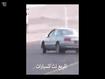 An other Drifting Disaster in Saudi Arabia