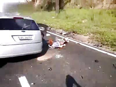 Horrible accident leaves 3 dead