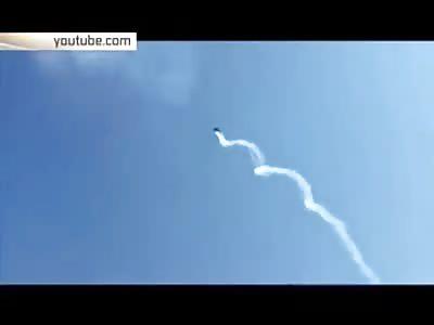 Plane Crashes at Austrian Airshow