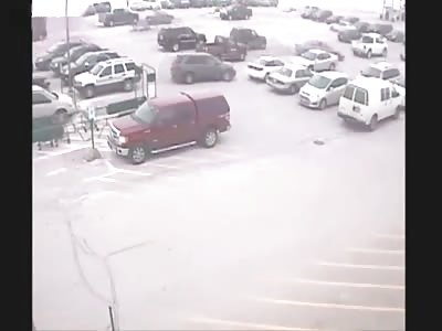 Parking Mayhem: Pensioner Smashes Into 10 Cars