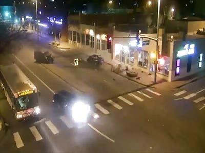 Video Shows DUI Repeat Offender In Violent Fatal Crash