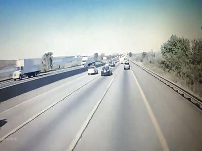Truck Fuel Tanker Explosion