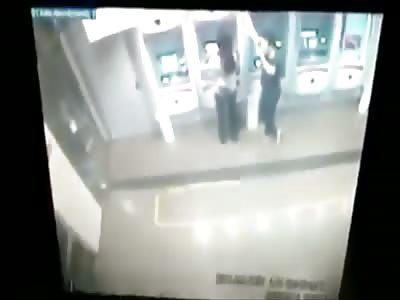 Off Duty Cop Strikes Again