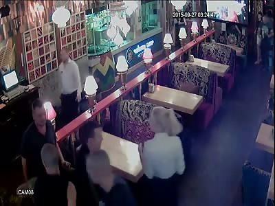 KO inside Kiev Cafe