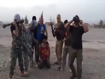 Warning ISIS In Iran