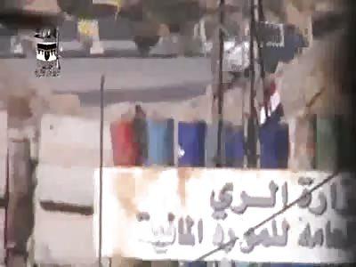 al-qaeda sniper hit soldier headshot